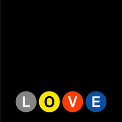 l o v e (@jessewright) Tags: nyc newyorkcity urban newyork love subway logo typography font type mta metropolis illustrator gotham eyewashdesign jessewright