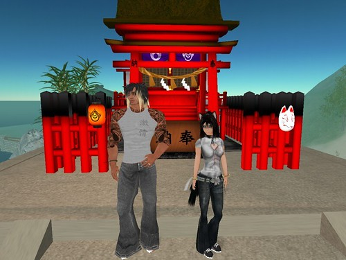 Inari Shrine 03