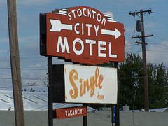 20070923 Stockton City Motel