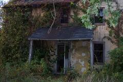 I swear I felt its fear...of the bulldozers.... (road_less_trvled) Tags: abandoned farmhouse pennsylvania colonial eerie creepy spooky pa 18thcentury ruraldecay berkscounty americaamerica