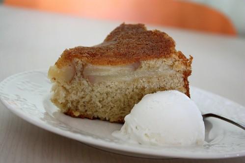 荷蘭蘋果蛋糕