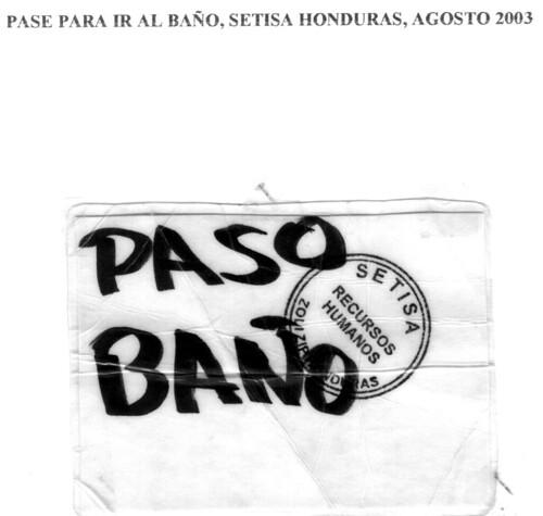 SETISA bathroom pass