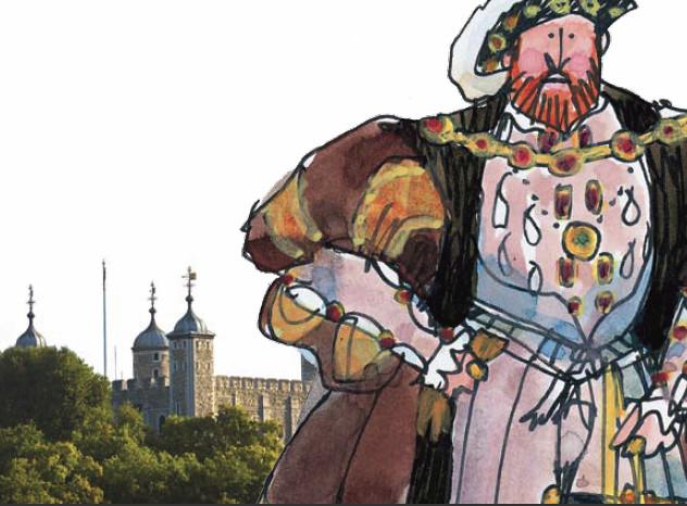 Reis da Torre de Londres