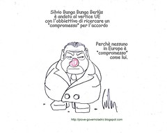 Specializzazione: Compromesso (Livio Bonino) Tags: sarkozy merkel ue vertice compromesso trattato