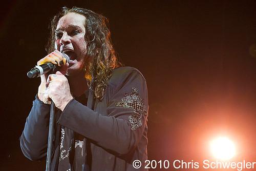 Ozzy Osbourne - 10-30-10 - Voodoo Festival, City Park, New Orleans, LA