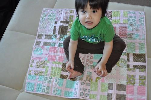 Hushabye quilt