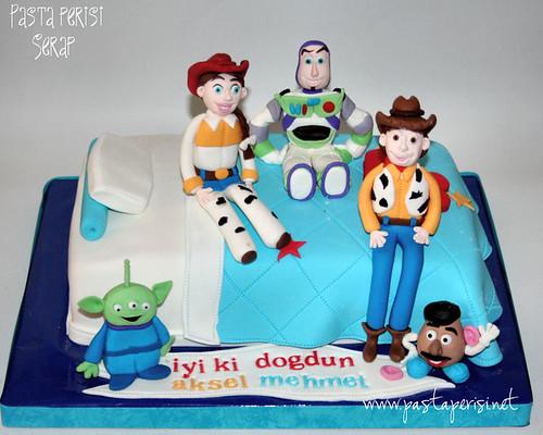 oyuncak hikayesi3 cake