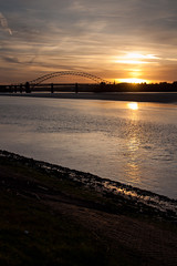 England - Cheshire - Widnes - Silver Jubilee Bridge - 28th October 2010 -20.jpg (Redstone Hill) Tags: england mersey widnes halton rivermersey silverjubileebridge runcornwidnesbridge