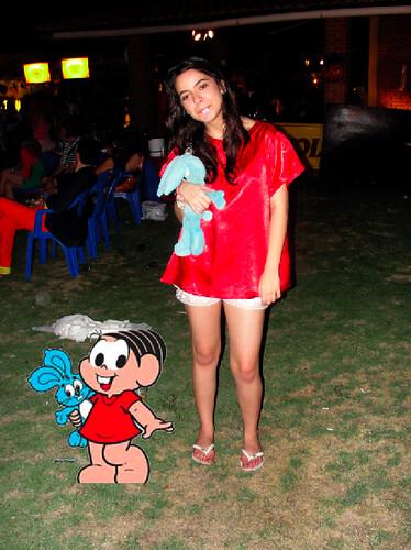 Joana Carvalho - Halloween do Varandas's 06/11/10