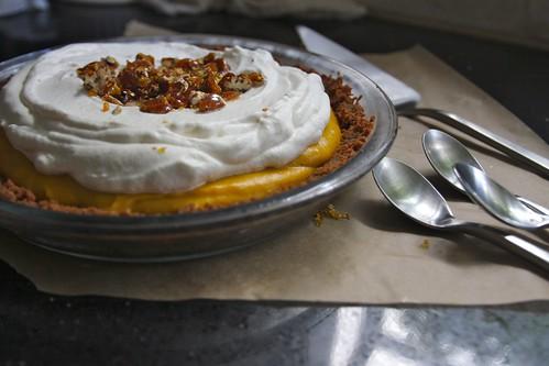 pumpkin. cream. PIE.