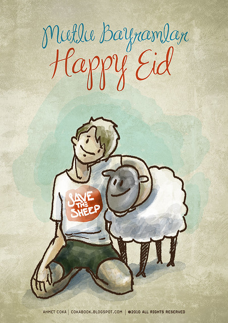 happy eid / mutlu bayramlar