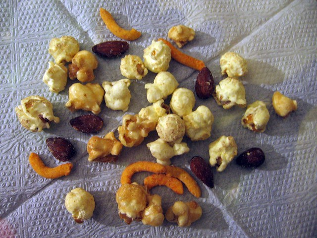 """Hotsy Totsy Jalapeno"" Moose Munch snack mix"