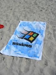 Sono un nerd anche in spiaggia