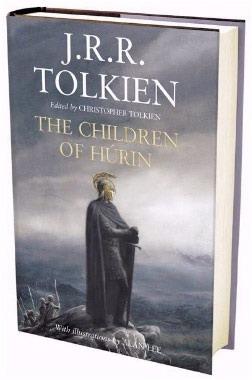 J.R.R. Tolkien, Los hijos de Hurín