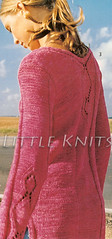 Rebecca No 27 - A Spring/Summer Tunic at Little Knits