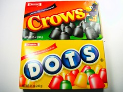 Crows and Dots