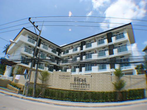 サムイ島-First residence10