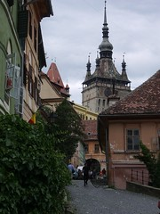 Sighisoara - the Clock Tower