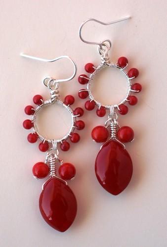 koraljne crvene