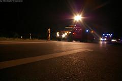 Tödlicher Verkehrsunfall B54 05.08.07