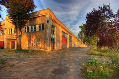 Leftovers of the Public Hall in Zielona Gora (Philipp Klinger Photography) Tags: ruins poland hdr halaludowa zielonagora dcdead