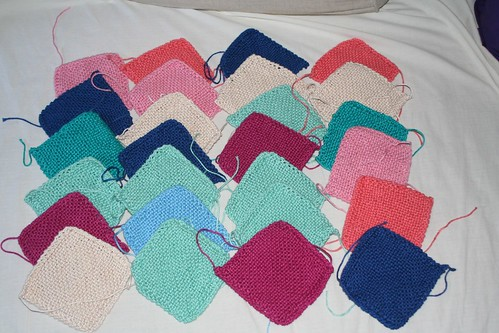 A Whole Bunch of Little Squares