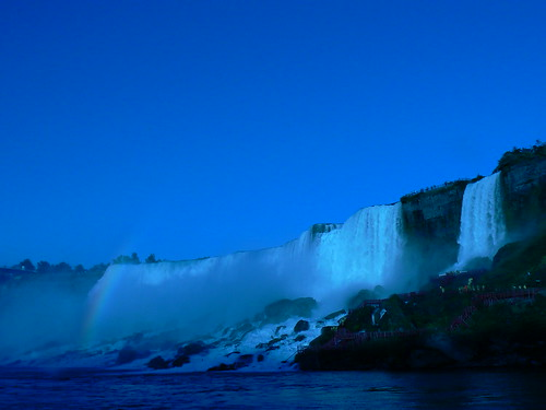 Niagara is always stunning !
