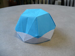 Dodecahedral Bowl