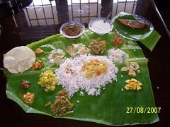 onam sadya (honeykrishnan) Tags: food onam sadhya sadya onasadya onamfeast keralameal malayalikkoottam keralakitchen