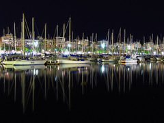 De nit al port (SlapBcn) Tags: barcelona night port puerto noche boat stream barco nightshot slap nit maremagnum supershot abigfave canong7 superbmasterpiece flickrdiamond theperfectphotographer slapbcn reflejos20reflections