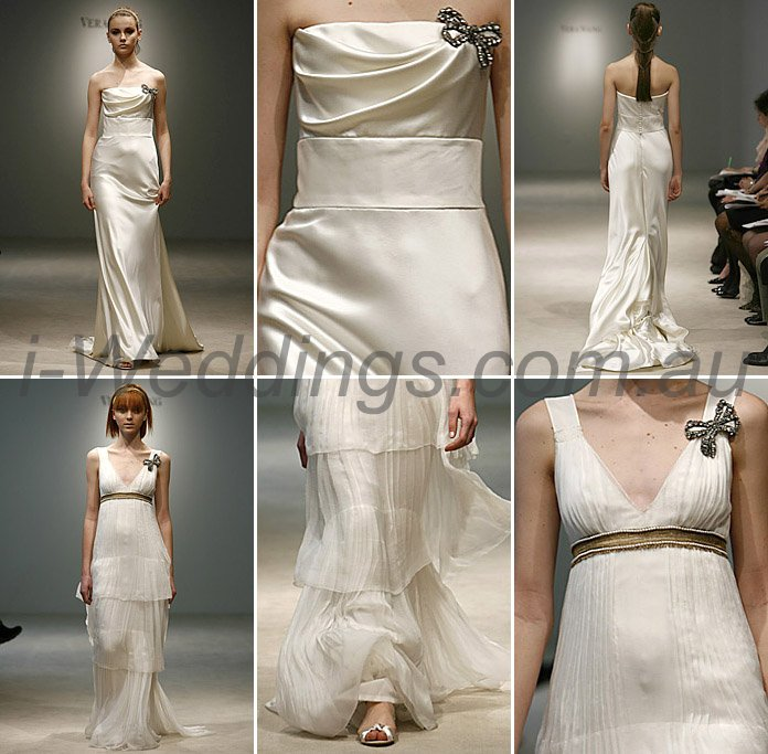 iLoveThese Spring Summer 2008 Collection from Vera Wang
