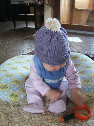Daisy's hat 2
