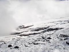 and even more up (jburtrosen) Tags: camping snow washington climbing iceaxe mtbaker crampons northerncascades