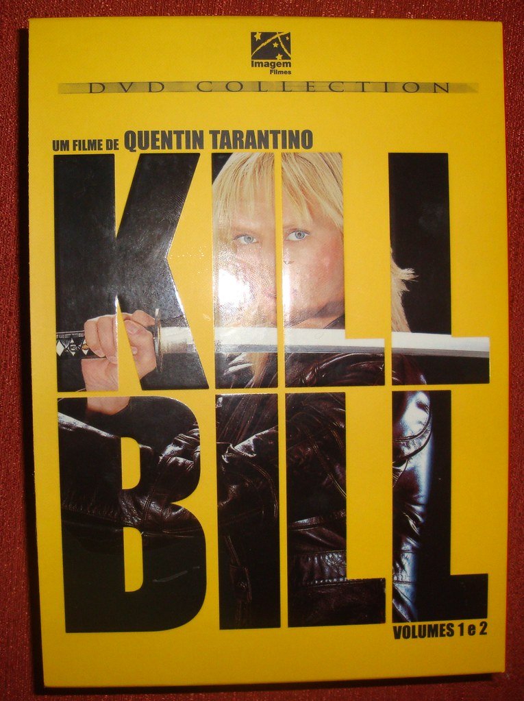 DVD Collection: Box Kill Bill
