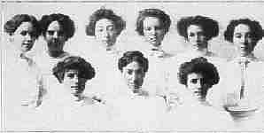 The Miscellany Staff of 1911