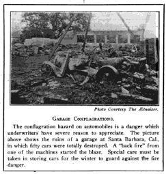 Santa Barbara Fire 1917