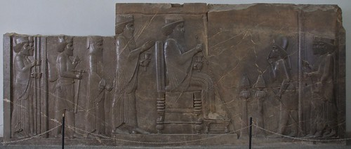 tehran ran persepolis xerxes antiquity darius nationalarchaeologicalmuseum thetreasuryreliefs
