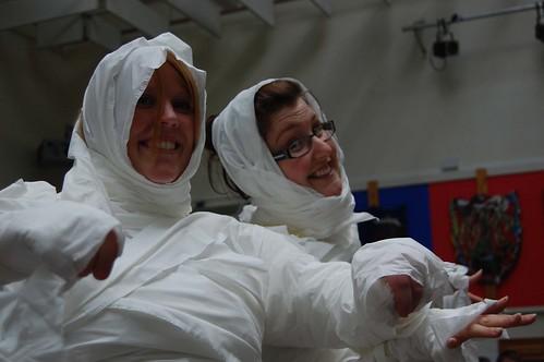 A Pair of Mummies