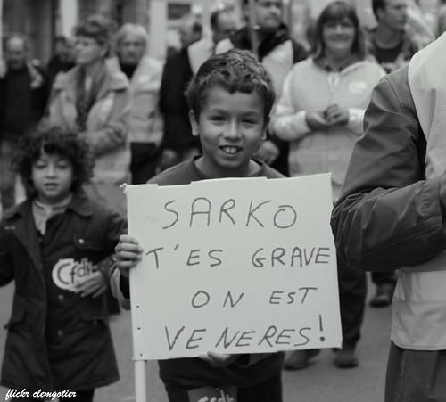 Sarko t'es grave