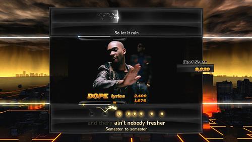 Talking Def Jam Rapstar With Jamie King