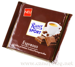 Ritter Sport Espresso (Germany)