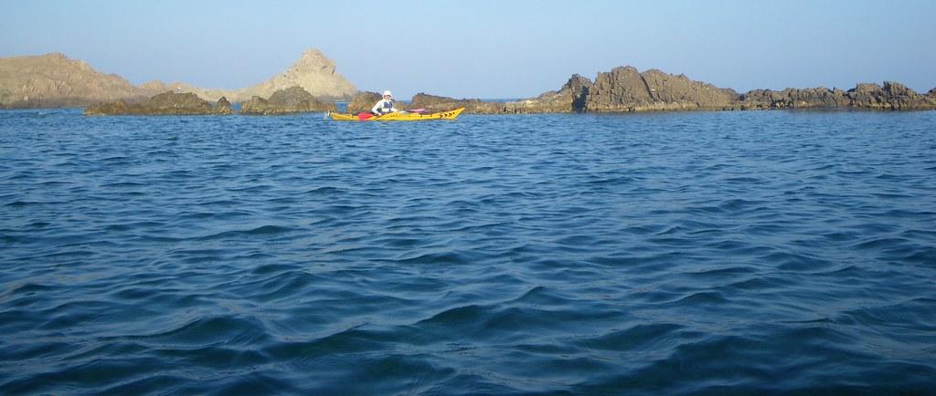 Cabo de Gata en kayak 507