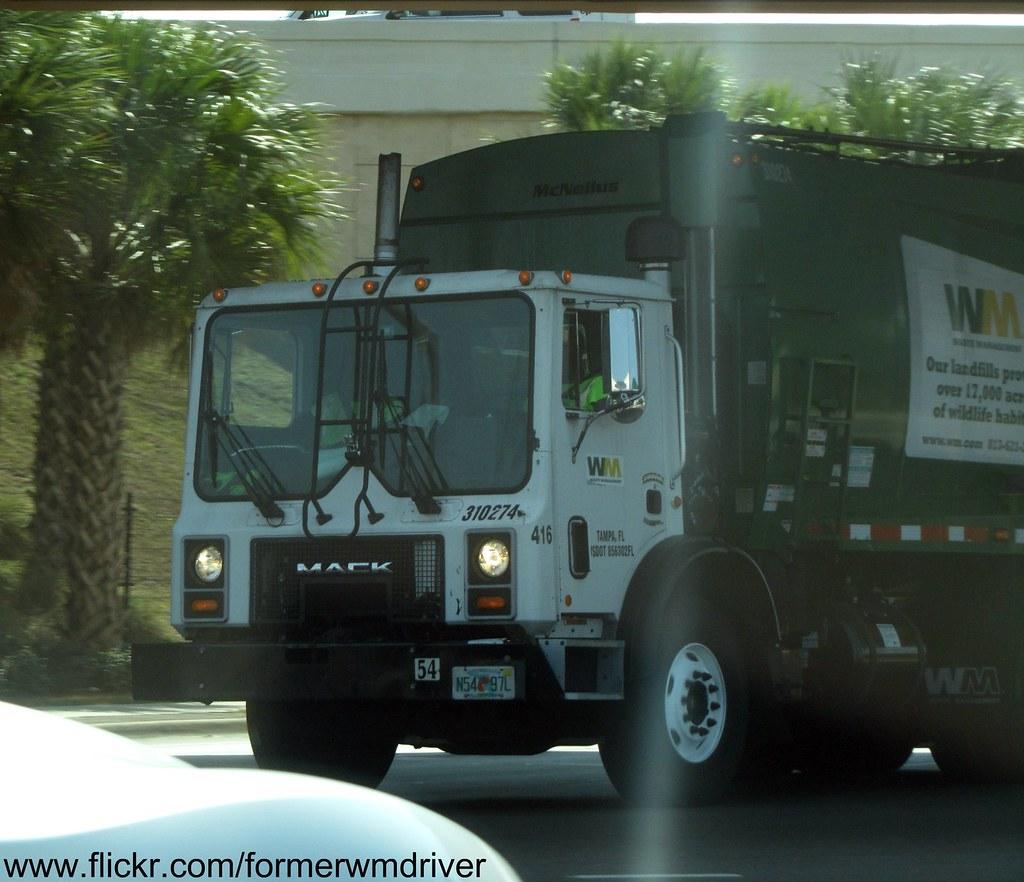 The Worlds Best Photos Of Trash And Wastemanagementinc Flickr Mcneilus Wiring Schematic Rear Packer Wm Mack Mr Rel 310274 Amp 416 54 Formerwmdriver