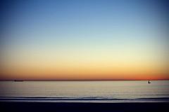 david & goliath (wasim of nazareth) Tags: ocean santa venice beach del sailboat marina pier boat los nikon pacific angeles manhattan playa pch monica hollywood rey oil barge d40