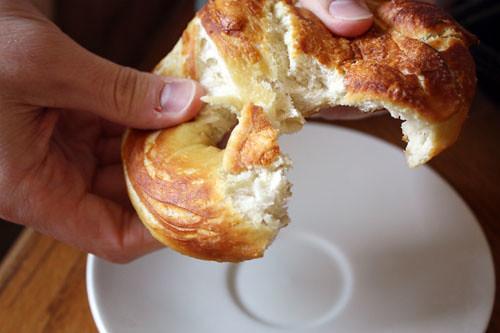 mmm, pretzels.
