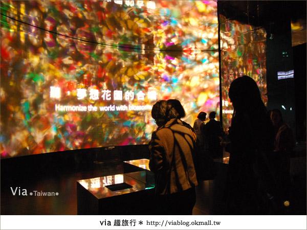 【花博夢想館】via遊花博(下)~新生三館:花博夢想館及未來館、天使生活館32