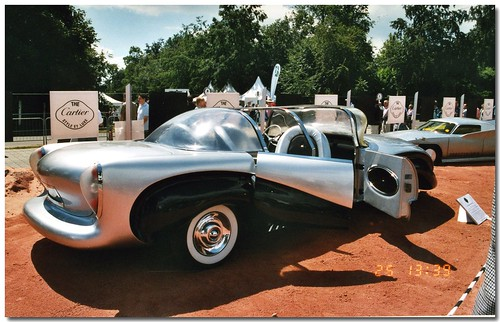 1957 Aurora Automobile. Cartier Style et Luxe Goodwood Festival of Speed 2004.