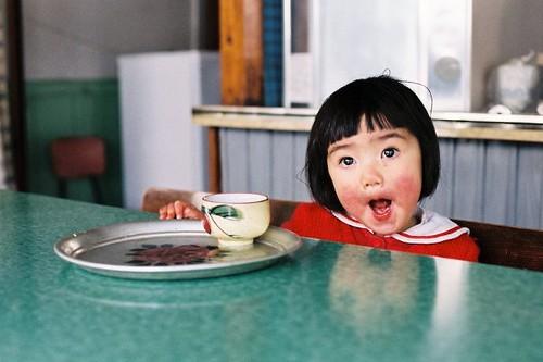 Kotori Kawashima's daughter