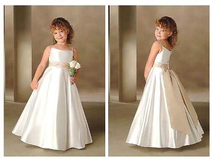 fotos de vestidos para daminhas