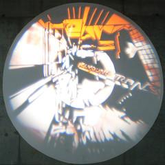Neil Young - Trans (dogwelder) Tags: california music art june parkinglot album squaredcircle squircle trans zurbulon6 neilyoung 2007 northhollywood lankershim zurbulon gatturphy howsmarket